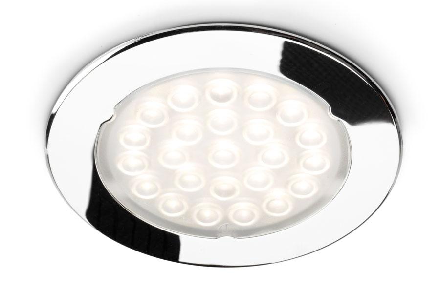 Led verlichting: spots inbouwdiameter 57 mm