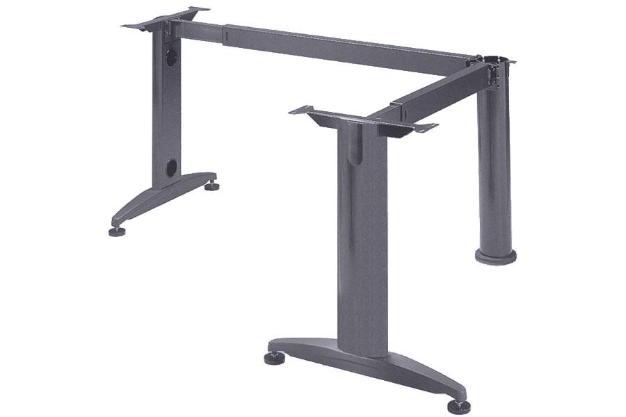 Systèmes de piétement pour meuble de bureau